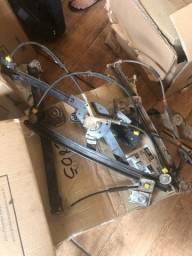 Máquina de vidro manual Gol G2, G3 e G4