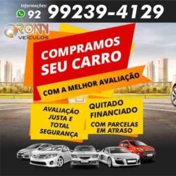 COMPRAMOS CARRO JÁ FINANCIADO