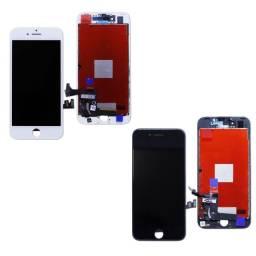 Tela iPhone 7plus 1 Linha Branca Somente a Peça não Instalo