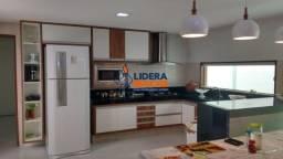 Lidera Imob - Casa Duplex na Pedra do Descanso, 4 Quartos, 3 Suítes, 2 Closets, no Condomí