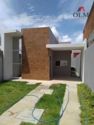 Casa com 3 dormitórios à venda, 90 m² por R$ 250.000,00 - Mangabeira - Eusébio/CE