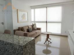Apartamento com 1 quarto para alugar, 34 m² por R$ 3.300/mês - Boa Viagem - Recife/PE