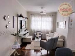 Apartamento com 2 dormitórios à venda, 72 m² por R$ 215.000,00 - Ocian - Praia Grande/SP
