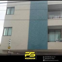 Título do anúncio: Apartamento com 2 dormitórios para alugar, 60 m² por R$ 1.700/mês - Altiplano Cabo Branco