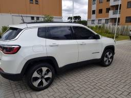 Vendo Jeep Compass 32mil + parcelas