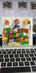 Super Mario 3d Land original americano para Nintendo 3DS