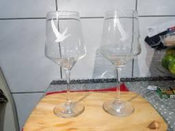 2 Taças de  Vodka Grey Goose