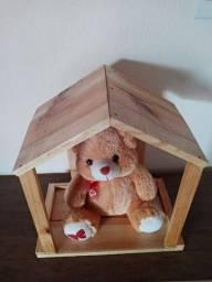 Fabricamos casinha de boneca ou pets