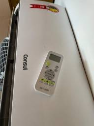 Vendo ar condicionado  já com a instalação