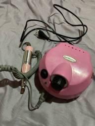 Lixa elétrica para alongamento
