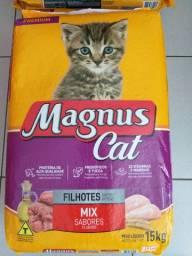 Magnus Cat  15 Kg filhotes  de 115 por  110 é só no whatsapp *