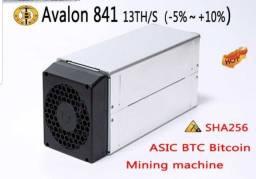 Avalon 851 14.5 t sha256 asic btc bitcoin ( Entregue em SP no centro)