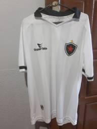 Camisa oficial do Botafogo da Paraíba da Super Bolla