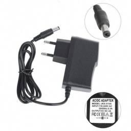 Fonte Alimentação tv box Bivolt 5v 2a Plug P4 5.5mm nova