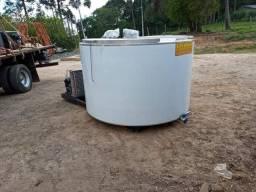 Tanque de leite 2 mil litros