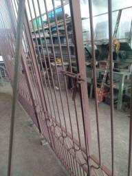 portão gigante barato completo