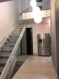 Linda Cobertura Triplex, com decoração de alto padrão, SPA, escritório e lazer completo!