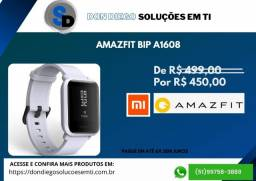 Smartwatch Amazfit Bip Branco com GPS Original