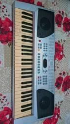 Teclado Musical Csr 558 - 54 Teclas / Bivolt + Brinde (leia a descrição)