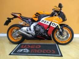 Honda CBR 1.000 RR Repsol Fireblade 2013 Laranja