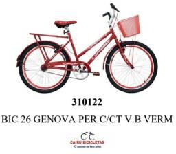 Bicicleta aro 26 R$ 750,00