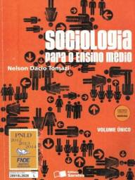 Sociologia para o Ensino Médio- Nelson Dacio Tomazi-Saraiva