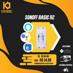 Sonoff basic - compatível com Alexa