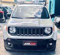 Jeep Renegade Sport 1.4 2017 Branco Automático Flex
