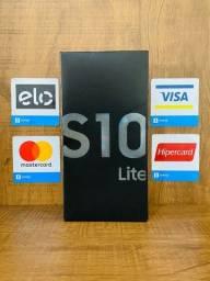 S10 Lite 128gb Black, Lacrado e com Nota Fiscal (Parcelo 12x)