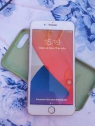 IPhone 7 Plus 128 GB com nota fiscal