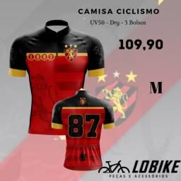 Camisa Ciclismo Sport Recife