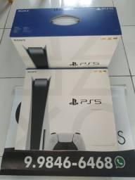 Playstation 5 novo lacrado SÓ VENDA