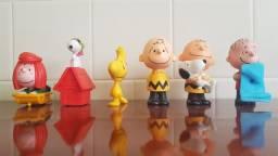 Coleção de bonecos Snoopy McDonalds