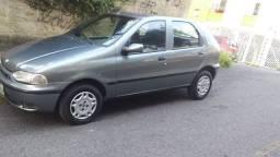 Fiat palio EDX 1999 cinza