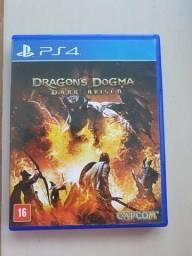 Jogo Dragons Dogma  PS4