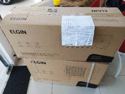 Ar Split Elgin 9000 BTUs + Nota + Novo + Garantia + Aceito Cartão