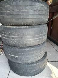 Jogo de pneus 205 55 R16