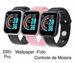 Smartwatch D-20 pro