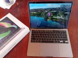 2021 Apple Macbook Pro M1 256 SSD, 8GB Ram, Garantia - Passo cartão