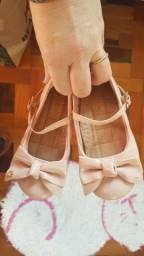 sapatilhas menina Ortopé