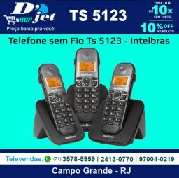 Telefone sem Fio Ts 5123 - Intelbras - 205913