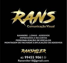 RANS COMUNICAÇÃO visual !!!