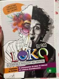 Livro Eu Fico Loko - Christian Figueiredo