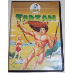 Dvd Tarzan E Os Macacos