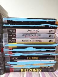 Jogos PS3 e PC