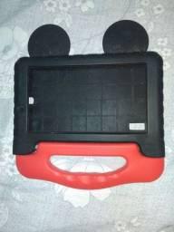 Capa par tablet do Mickey