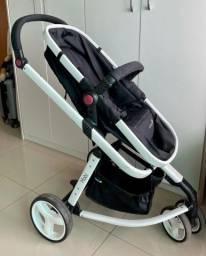 Carrinho de bebê Travel System Mobi Safety One - Em ótimo estado.