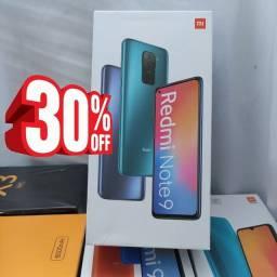 Magnífico! Redmi Note 9  da Xiaomi.. Novo Lacrado com Pronta Entrega
