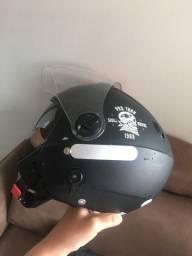 Kit para moto( 2 capacetes,roupas, luvas...etc)