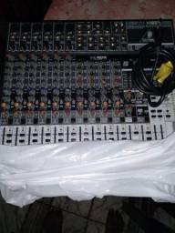 mesa de áudio